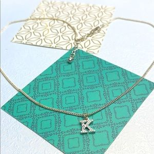 ⚜️Je❤️Vintage ⚜️ K logo necklace